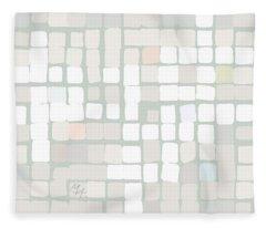 White Fleece Blanket