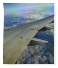 Wing It Fleece Blanket