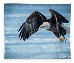Wingin It Fleece Blanket