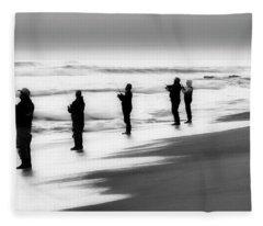Winter Is Coming Fleece Blanket