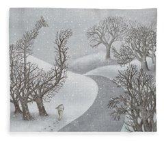 Winter Park Fleece Blanket