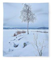 Winterland 10 Fleece Blanket