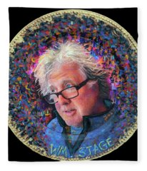Wm. Stage Fleece Blanket