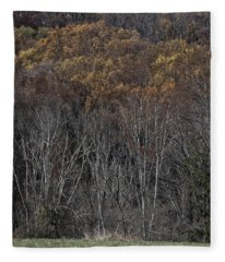Woods Fleece Blanket