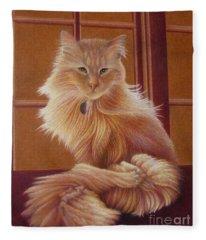 Your Majesty Fleece Blanket