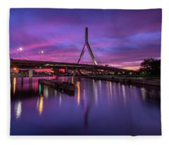 Zakim Sunset Fleece Blanket