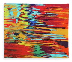 Zap Fleece Blanket