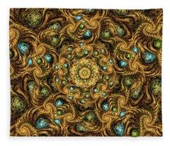 Zechariah Fleece Blanket