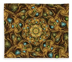 Zechariah Fleece Blanket