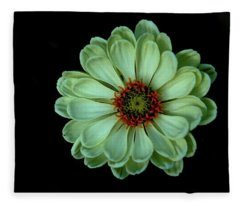 Zinnia Joy Fleece Blanket