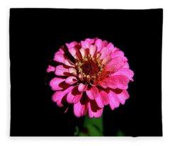 Zinnia Wonder Fleece Blanket