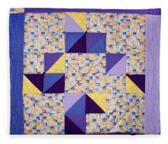 Zodiac Fleece Blanket