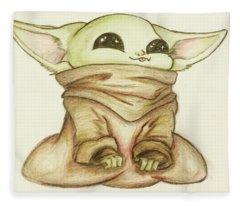 Nerd Fleece Blankets