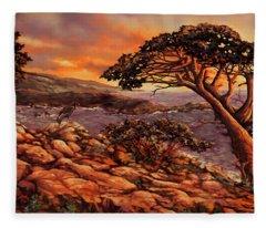 Hans Fleece Blankets