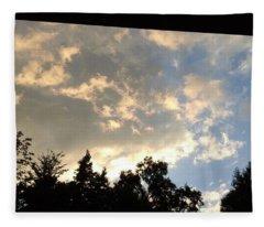 Blue Sky Fleece Blankets