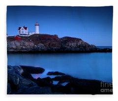 New England Fleece Blankets