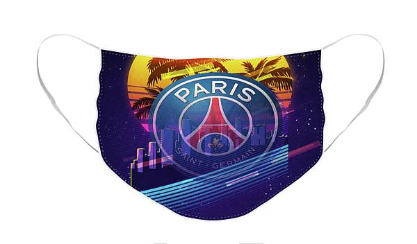 Psg Face Masks Fine Art America