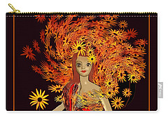 322 - Sweet Child Of Autumn .. Carry-all Pouch