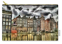 Amsterdam Water Canals Carry-all Pouch