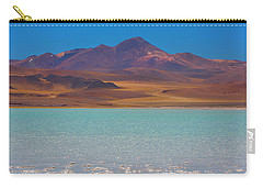 Atacama Salt Lake Carry-all Pouch