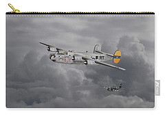 B24 Liberator  446th Bomb Group Carry-all Pouch