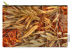 Bamboo Leaves Carry-all Pouch by Michelle Meenawong