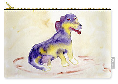 Beagle Bright Carry-all Pouch