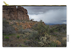 Beauty Of The Living Desert Carry-all Pouch
