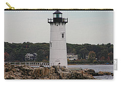 Fort Constitution Light Carry-all Pouch by Denyse Duhaime