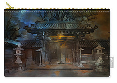 Gate..asian  Moon. Carry-all Pouch