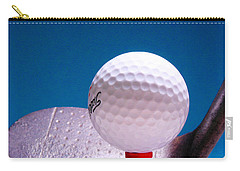 Golf Carry-all Pouch by David and Carol Kelly