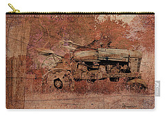 Grandpa's Old Tractor Carry-all Pouch