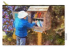 Alameda  Little Free Library Carry-all Pouch
