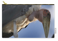 Maribou Stork Carry-all Pouch