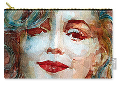 Marilyn   Carry-all Pouch by Paul Lovering