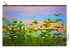 Meadow Magic Carry-all Pouch by First Star Art
