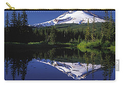 Carry-all Pouch featuring the photograph  Mount Hood Oregon  by Paul Fearn
