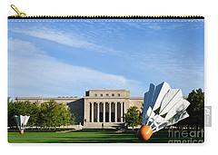 Nelson Adkins Art Museum Carry-all Pouch