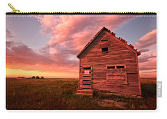 Carry-all Pouch featuring the photograph  No Trespassing by Ronda Kimbrow