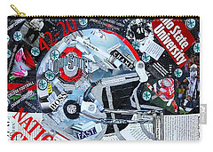Ohio State University National Football Champs Carry-all Pouch