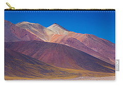Painted Atacama Carry-all Pouch