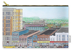 Portsmouth Ohio Dime Store Row 4th To 5th Carry-all Pouch