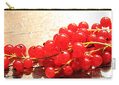 Scarlet Berries Carry-all Pouch