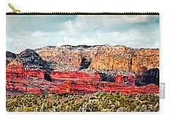 Secret Mountain Wilderness Sedona Arizona Carry-all Pouch