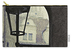 Carry-all Pouch featuring the photograph  September In Prague by Ira Shander