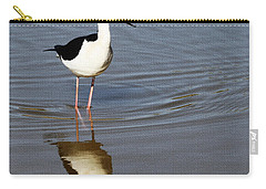 Stilt Looking At Me Carry-all Pouch