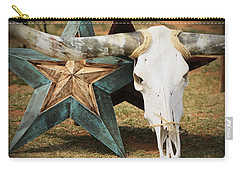 The Heart Of Texas Carry-all Pouch