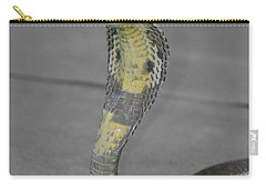 Carry-all Pouch featuring the photograph  The King by Michelle Meenawong