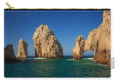 The Sea Arch El Arco De Cabo San Lucas Carry-all Pouch