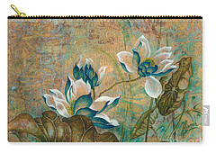 The Turquoise Incarnation Carry-all Pouch